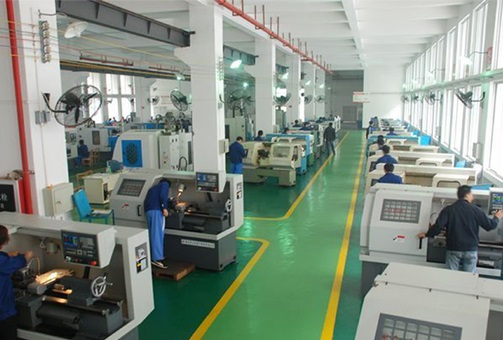 cnc turning workshop, cnc lathe, cnc turning service, cnc turning part, precision custom machining, machining center, holy precsion manufacturing co.ltd