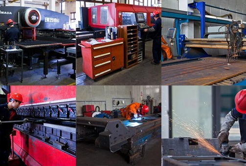 Holy precision Manufacturing Co.Ltd, panel beating workshop, metal part, cnc machininig part, machining service, cnc machining center