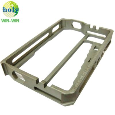 420Stainless Steel Electronics Component Frame Part with CNC Milling Machining